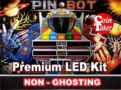 1. PINBOT LED Kit with Premium Non-Ghosting LEDs
