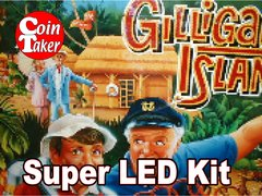 2. GILLIGAN'S ISLAND LED Kit w Super LEDs