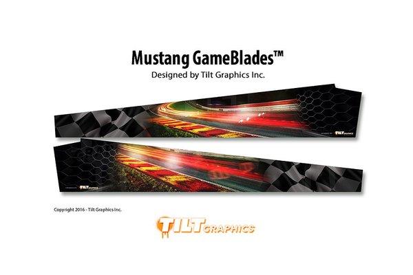 Mustang: Raceway GameBlades