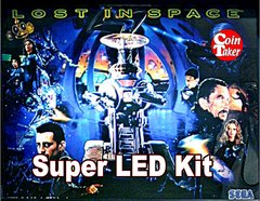 2. LOST IN SPACE  LED Kit w Super LEDs