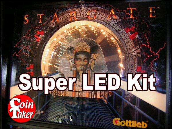 2. STARGATE LED Kit w Super LEDs