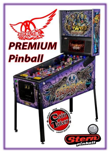 AEROSMITH Premium Pinball