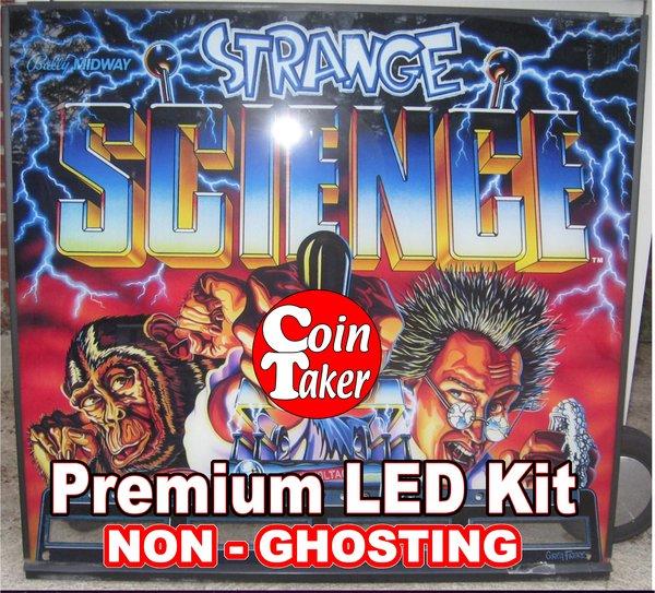 1. STRANGE SCIENCE LED Kit with Premium Non-Ghosting LEDs