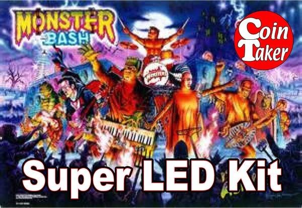 2. MONSTER BASH LED Kit w Super LEDs