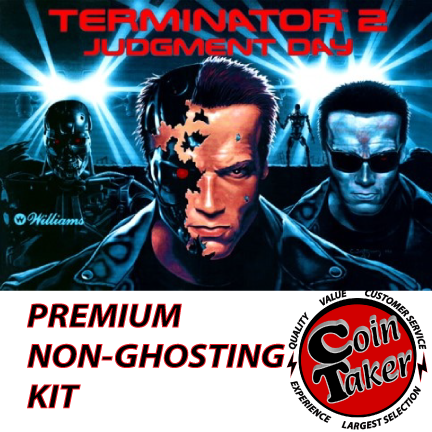 TERMINATOR 2 LED Kit with Premium Non-Ghosting LEDs