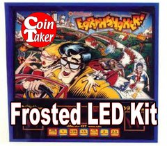 3. EARTHSHAKER LED Kit w Frosted LEDs