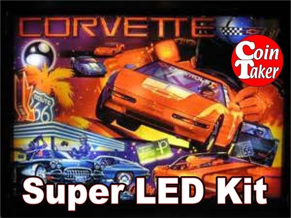 2. CORVETTE LED Kit w Super LEDs