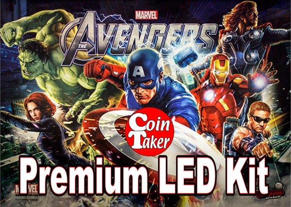AVENGERS-1 Pro LED Kit w Premium Non-Ghosting LEDs