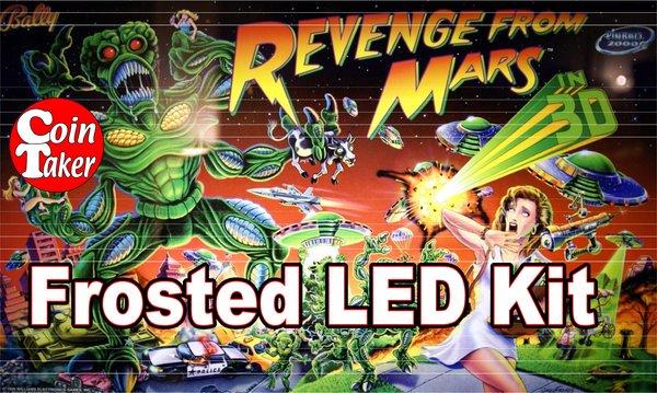 3. REVENGE FROM MARS LED Kit w Frosted LEDs