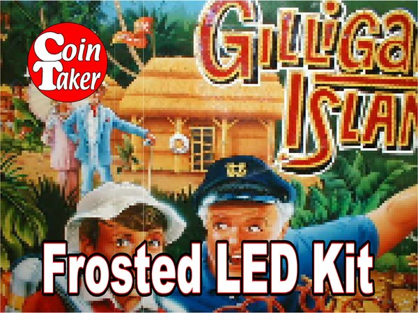 3. GILLIGAN'S ISLAND LED Kit w Frosted LEDs