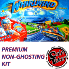 1. WHIRLWIND LED Kit with Premium Non-Ghosting LEDs