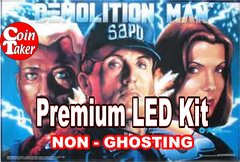 1. DEMO MAN LED Kit with Premium Non-Ghosting LEDs