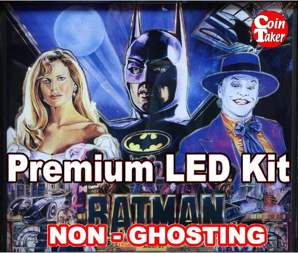 1. BATMAN 1991 LED Kit with Premium Non-Ghosting LEDs