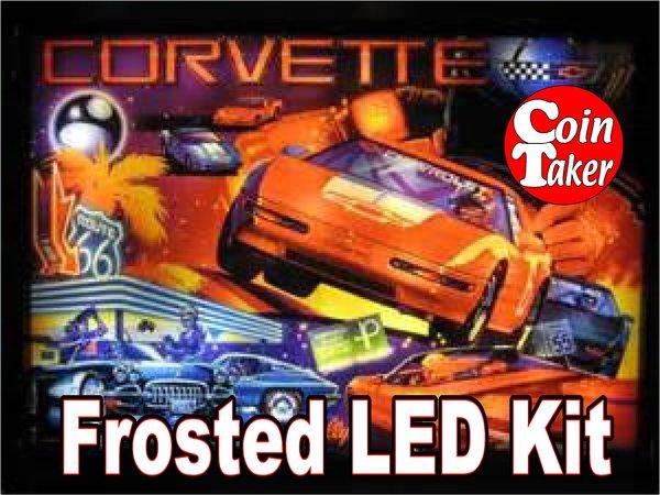 3. CORVETTE LED Kit w Frosted LEDs