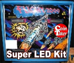 FLIGHT 2000-2 LED Kit w Super LEDs