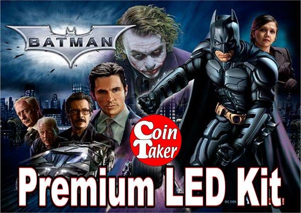 BATMAN-1 Pro LED Kit w Premium Non-Ghosting LEDs