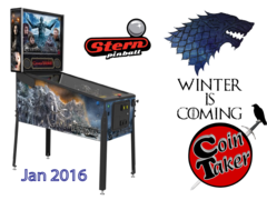 Game of Thrones -GOT Premium Pinball