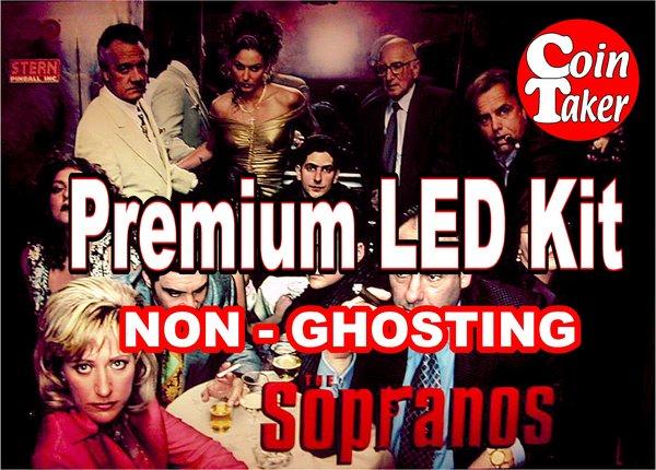 SOPRANOS-1 LED Kit w Premium Non-Ghosting LEDs