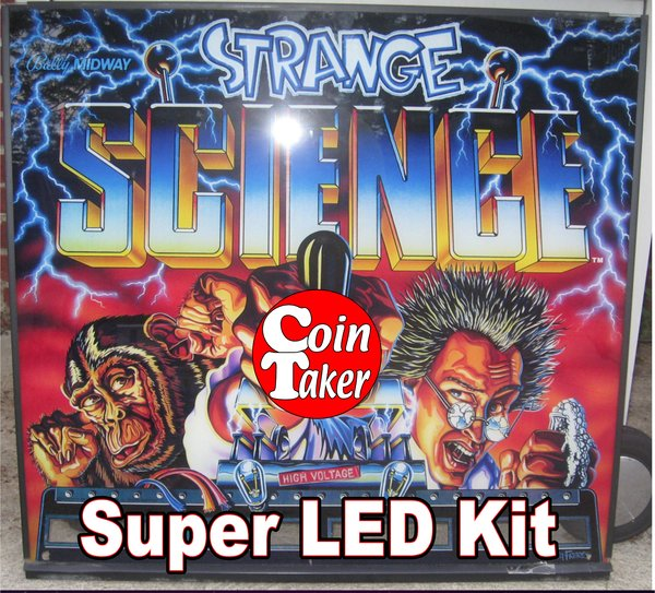 2. STRANGE SCIENCE LED Kit w Super LEDs