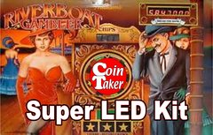 2. RIVERBOAT GAMBLER  LED Kit w Super LEDs