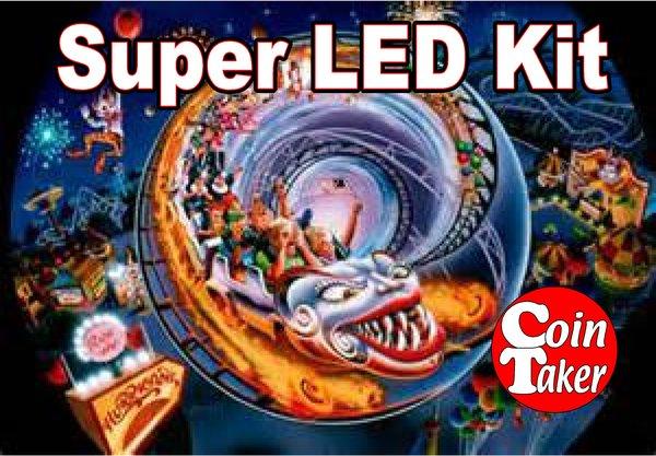 2. HURRICANE LED Kit w Super LEDs
