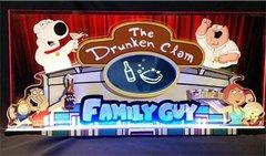 FAMILY GUY DRUNKEN CLAM TOPPER