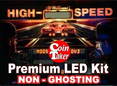 1. HIGH SPEED  LED Kit with Premium Non-Ghosting LEDs