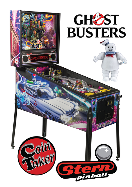 ghostbusters machine