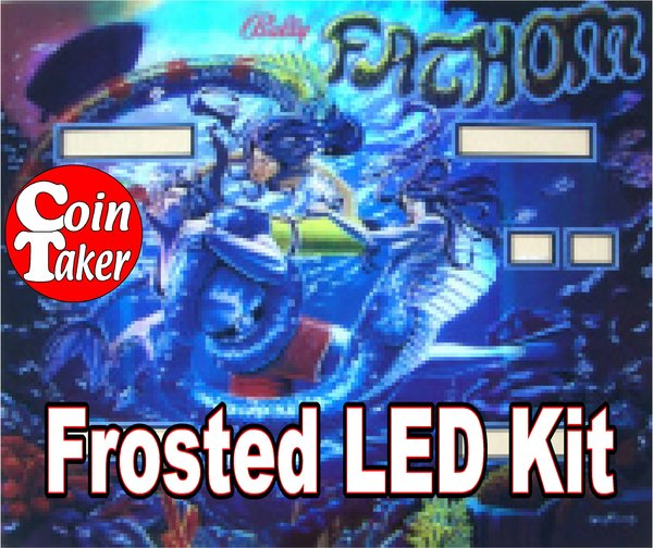 3. FATHOM  LED Kit w Frosted LEDs