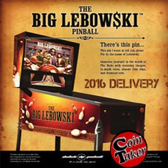 The Big Lebowski Pinball / TBL