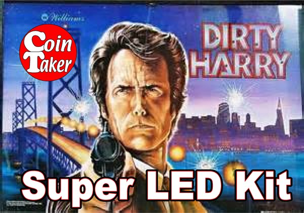 2. DIRTY HARRY  LED Kit w Super LEDs