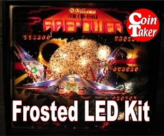 3. FIREPOWER  LED Kit w Frosted LEDs