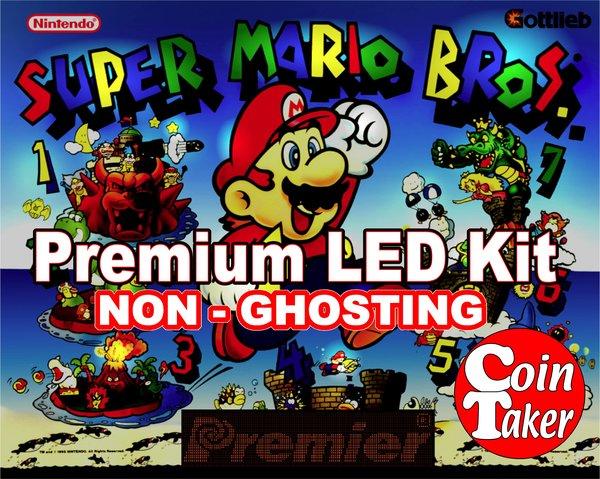 1. SUPER MARIO BROS LED Kit with Premium Non-Ghosting LEDs