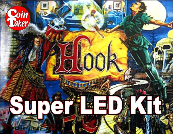 2. HOOK LED Kit w Super LEDs