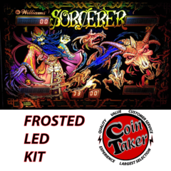 3. SORCERER LED Kit w Frosted LEDs