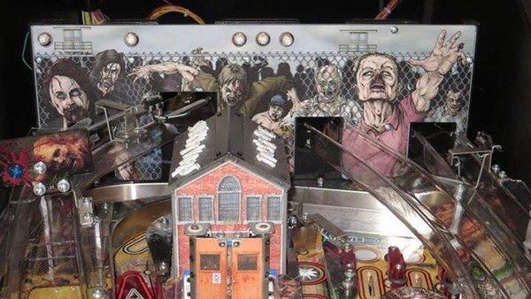 Walking Dead Back Panel