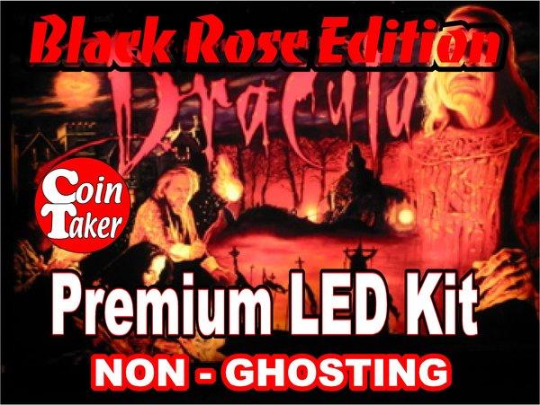 2. BRAM STOKER'S DRACULA  - BLACK ROSE EDITION  LED Kit w Super LEDs