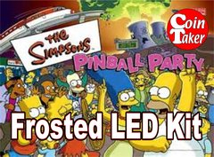 SIMPSONS PINBALL PARTY-3 LED Kit w Frosted LEDs