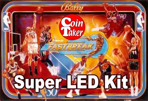 2. NBA FASTBREAK LED Kit w Super LEDs