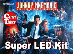 2. JOHNNY MNEMONIC LED Kit w Super LEDs