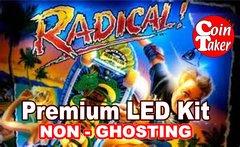1. RADICAL LED Kit with Premium Non-Ghosting LEDs