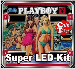 2. PLAYBOY LED Kit w Super LEDs