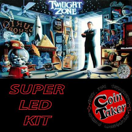 TWILIGHT ZONE Kit w Super LEDs