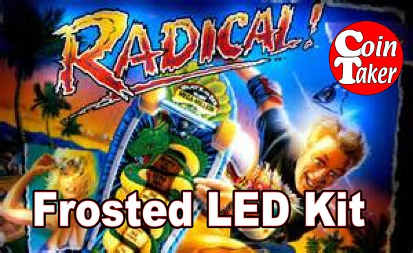 3. RADICAL LED Kit w Frosted LEDs