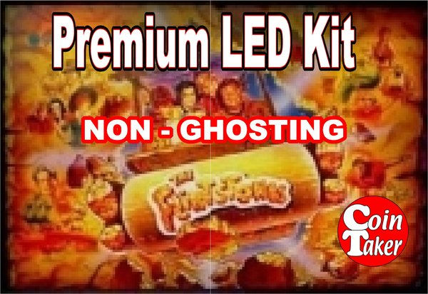1. FLINTSTONES  LED Kit with Premium Non-Ghosting LEDs