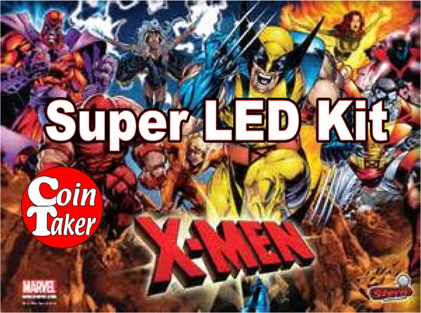 XMEN-2 Pro LED Kit w Super LEDs