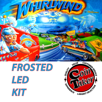 3. WHIRLWIND LED Kit w Frosted LEDs