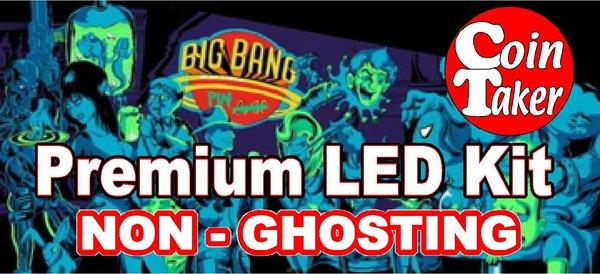 1. BIG BANG BAR LED Kit with Premium Non-Ghosting LEDs