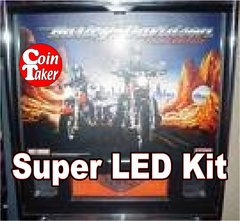 HARLEY DAVIDSON-2 Pro LED Kit w Super LEDs