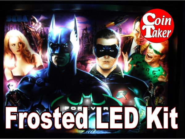 3. BATMAN FOREVER LED Kit w Frosted LEDs